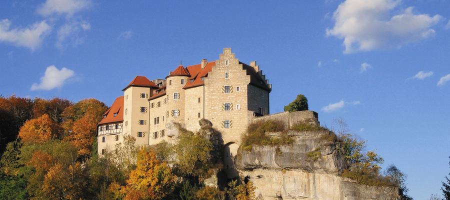 Hier wohnte einst der Adel: Die schönsten Burgen, Schlösser und Ruinen in Franken