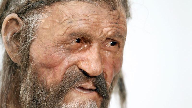 Ötzi: Seine Geschichte in Bildern
