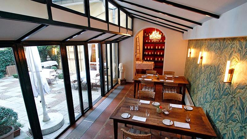 Wonka Restaurant und Kochwerkstatt