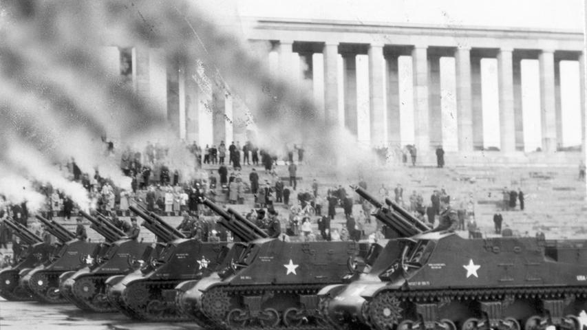 Historischer Rückblick auf das Reichsparteitagsgelände