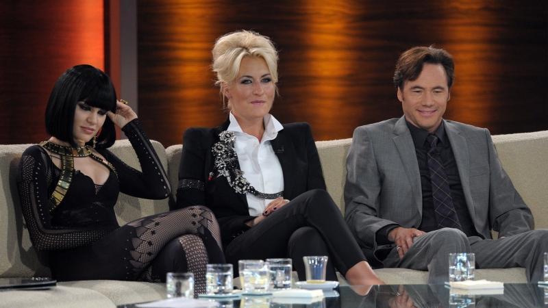 ...Jessie J, Sängerin Sarah Connor und Schauspieler Michael