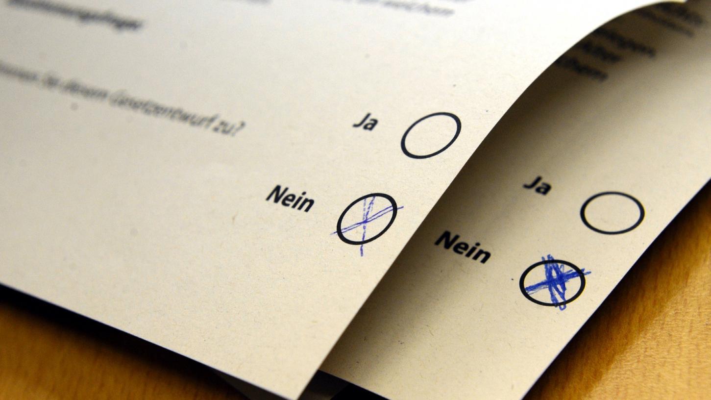 Die Angaben zur Wahlbeteiligung auf der Homepage der Stadt Bayreuth haben für einige Verwirrung gesorgt.