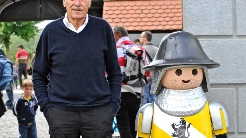 Horst Brandstätter, Gründer des Playmobil-Spielsystems, gestorben