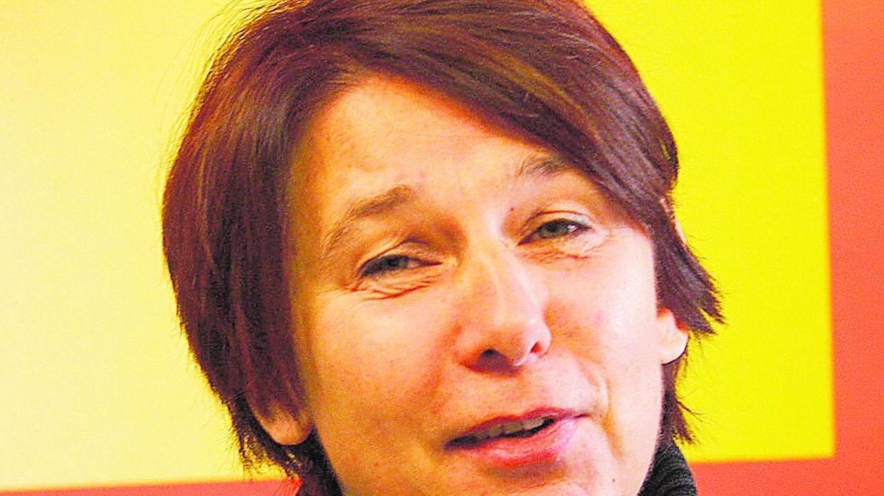Gostenhofer Künstlerin: Cornelia Hammerer.