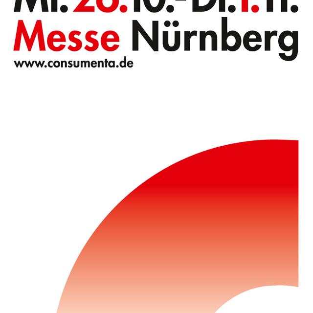 Logo der Consumenta 2011.