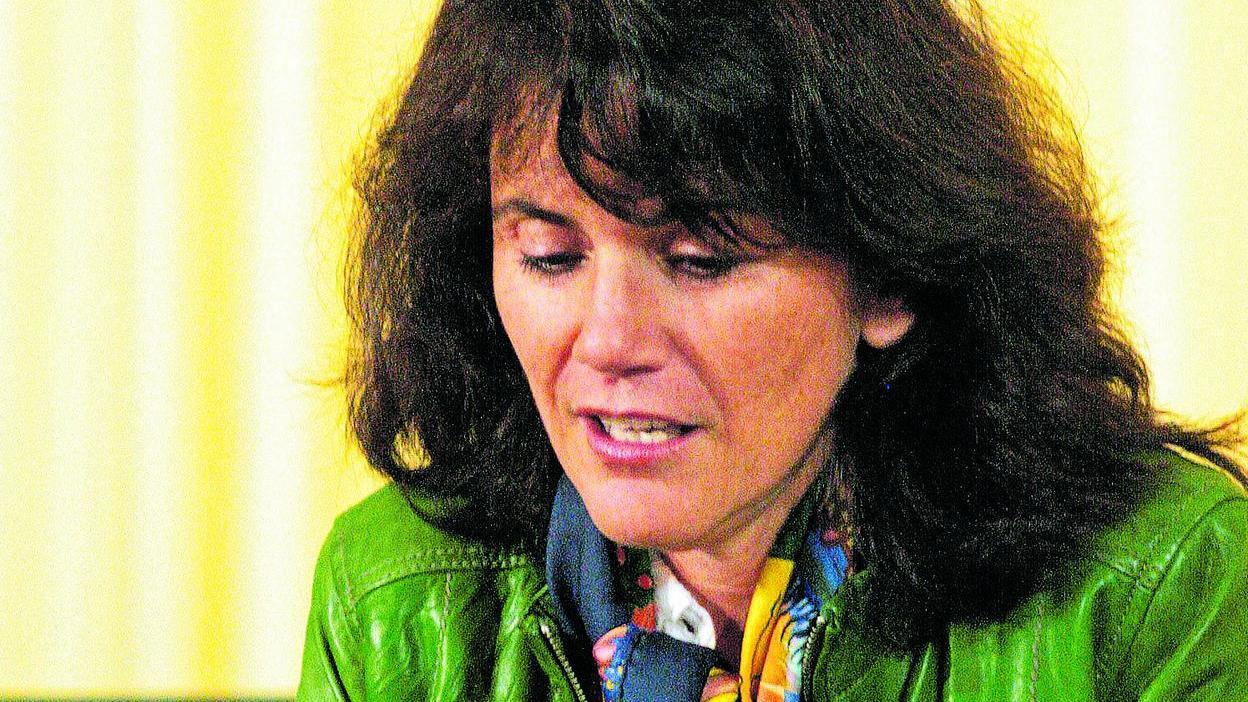 Mittelmeer-Atmosphäre verbreitete Nataša Dragni'c bei ihrer Lesung.