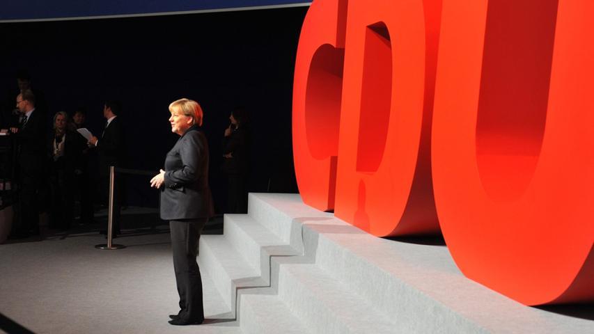 Talkshow-Auftritte sucht man nahezu vergeblich in der Vita der Kanzlerin. Ausnahmen bestätigen aber die Regel und so sagte sie 2009 in der ARD-Sendung