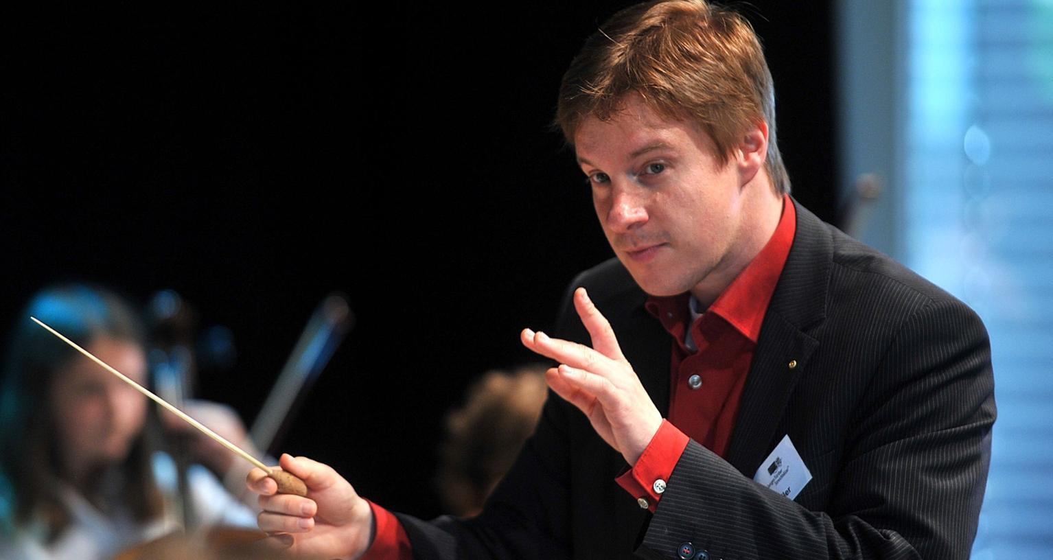 Unter dem Dirigat von Bernd Müller liefen die jungen Musiker zur Hochform auf.