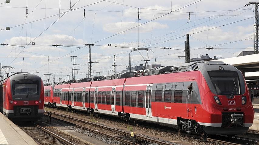 Die Umrüstung der S-Bahn dauert