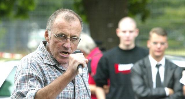 Nur ein Nebenkriegsschauplatz: Der Zirndorfer Neonazi Gerhard Ittner musste sich vor dem Amtsgericht Nürnberg wegen Beleidigung verantworten.