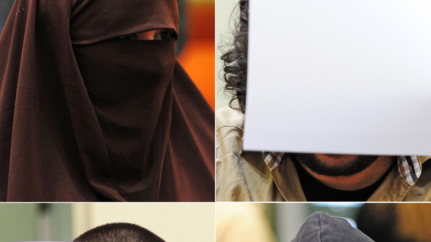 Im Münchner Prozess gegen ursprünglich acht mutmaßliche Islamisten ist am Dienstag das letzte Urteil gesprochen worden.