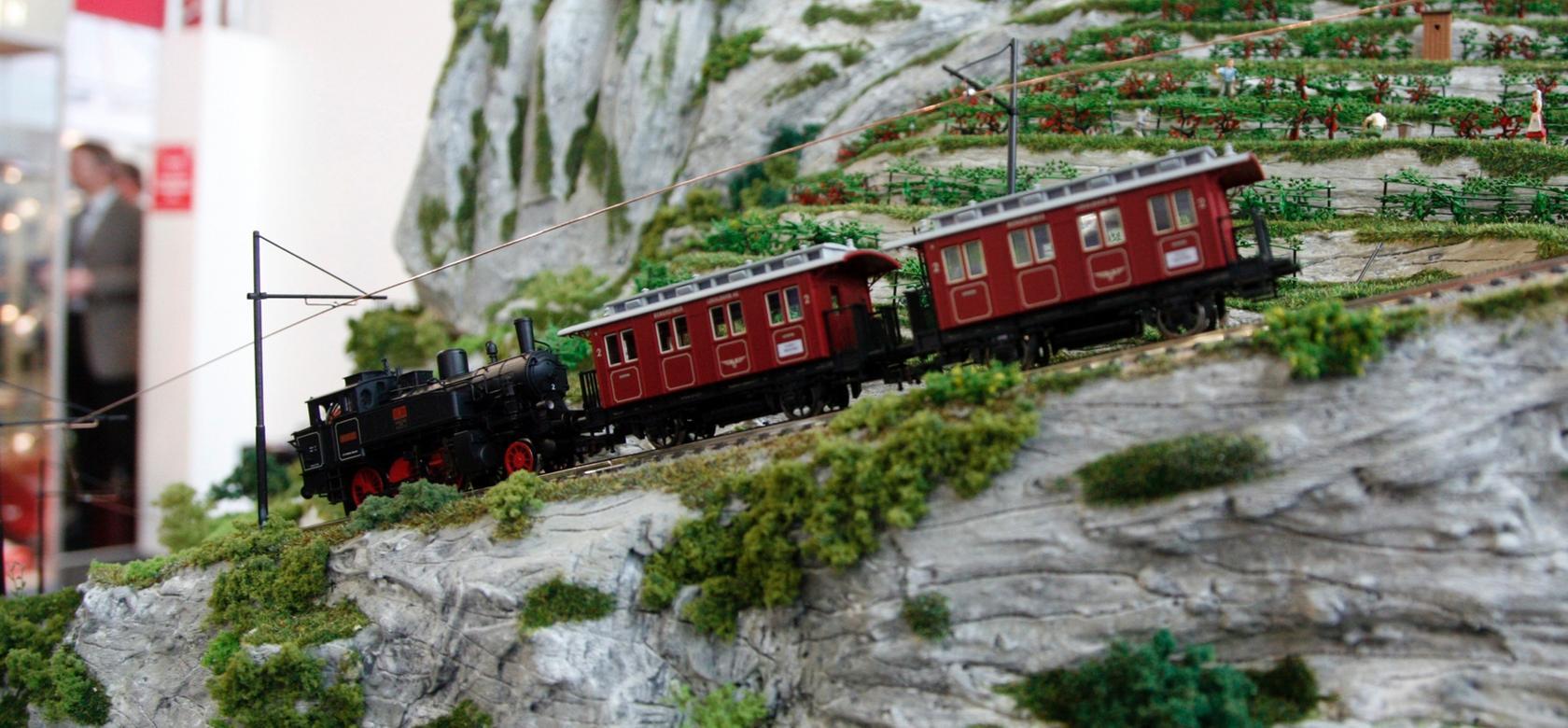Fleischmann gehört seit 2008 zur österreichischen Modelleisenbahn Holding, unter deren Dach auch die Marke Roco vertrieben wird. Nun hat das Unternehmen einen Insovenzantrag gestellt.