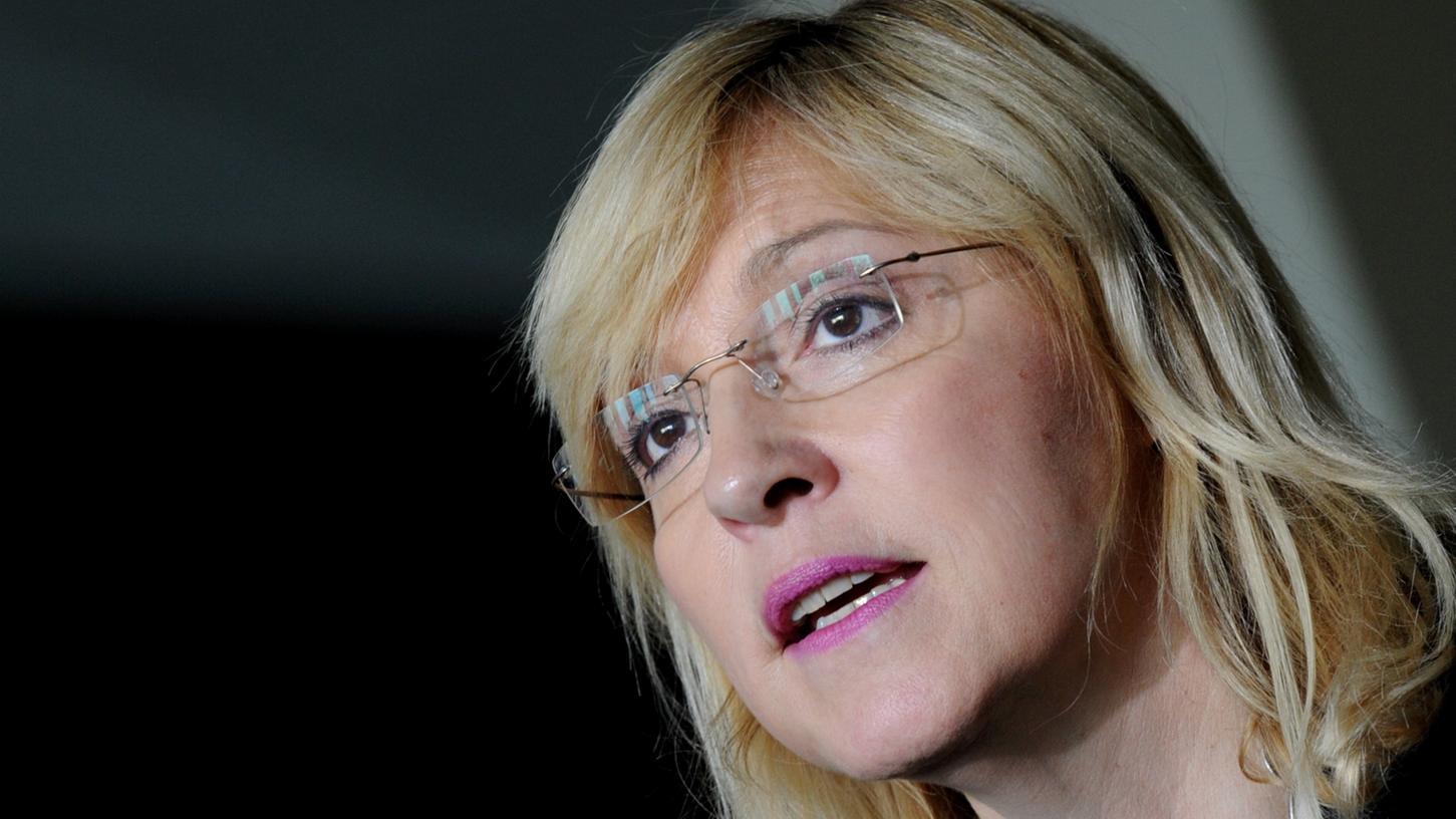 Steht immer mehr in der Kritik: Justizministerin Beate Merk.