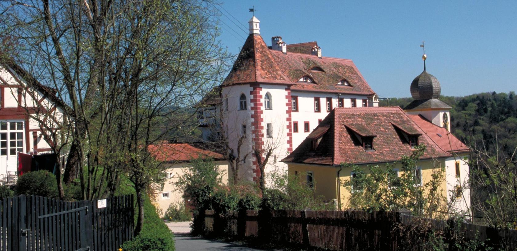 Der Kulturweg Egloffstein verbindet die Natur der Fränkischen Schweiz mit den Sehenswürdigkeiten der Marktgemeinde.