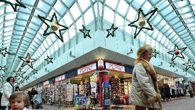 Mitten im Weihnachtsgeschäft 2010 waren die Pläne für einen umfangreichen Umbau des City-Centers publik geworden.