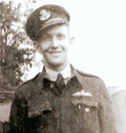 Lionel Jeffries, der Pilot der abgestürzten Maschine.