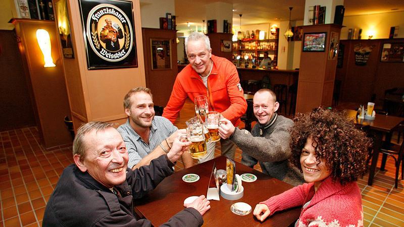 Zum Löwenbräu Irish Pub Shamrock
