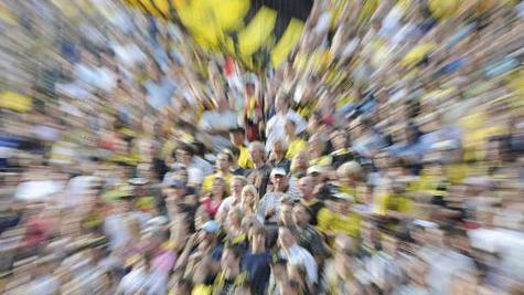 Fans im Fokus der Forschung: Ein Würzburger Professor macht's möglich.
