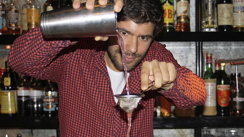 Kreative Cocktails für die Nürnberger Barszene