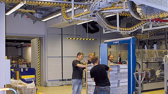 Medientechnologe/-in Druckverarbeitung