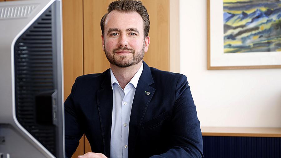 Marco Brüchner, Ausbildungsleiter kaufmännische Ausbildung