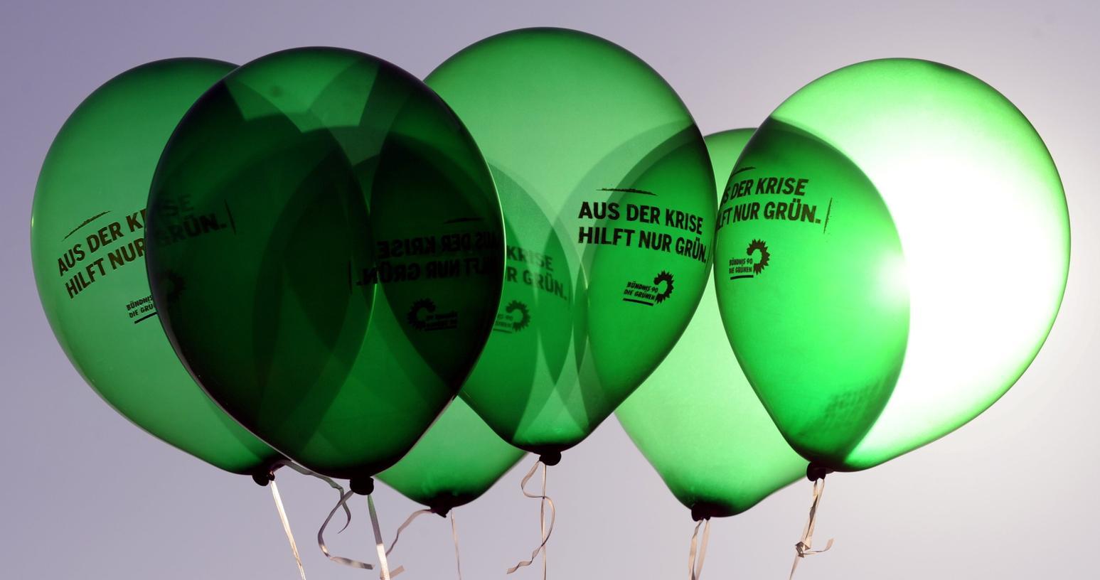 Die Grünen befinden sich derzeit im Höhenflug. In Neunkirchen will Andrej Novak für die Partei ins Rathaus einziehen.