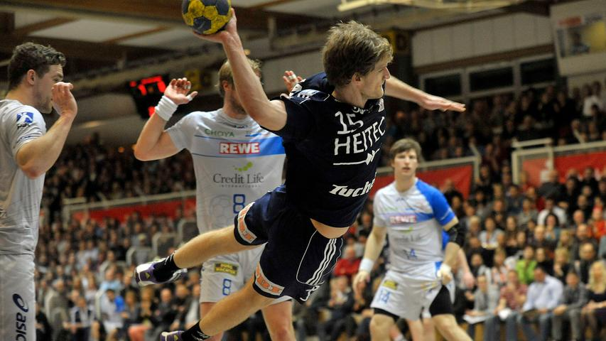 HCE besiegt Dormagen im Handball-Krimi