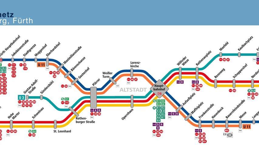 Die U-Bahnlinie 1 sollzum Kulturort und dem