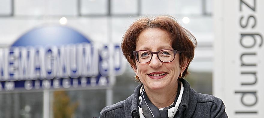 Kamm-Schuberth: Eine Frau, die Logik liebt