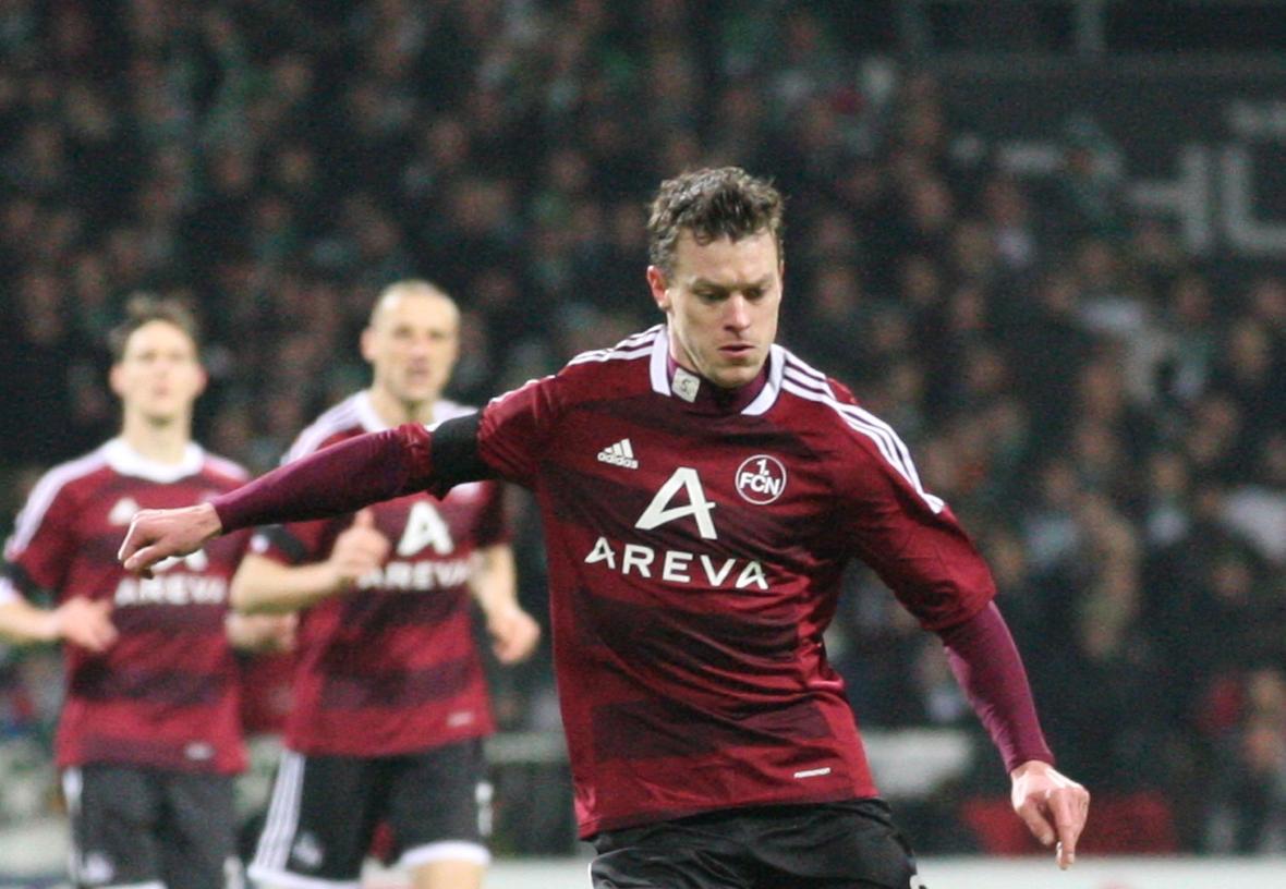 Mittelfeldstratege Hanno Balitsch wird gegen Mainz nach verbüßter Gelb-Sperre ins Nürnberger Team zurückkehren.