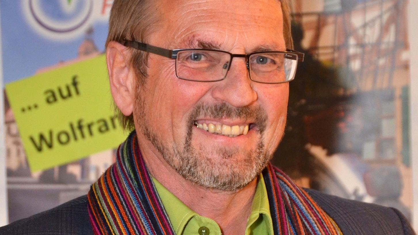 Wolfram Schaa.