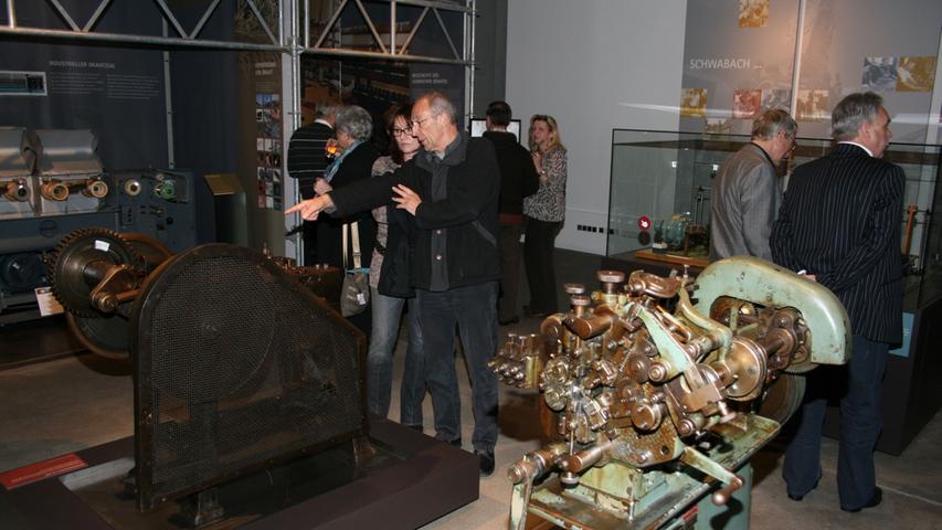 """Eröffnung der Dauerausstellung """"Metallerstadt Schwabach"""""""