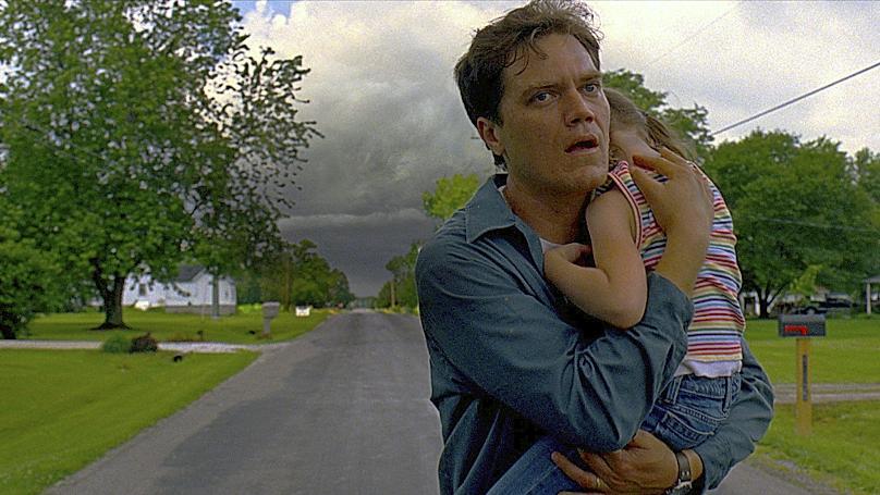 Ein Sturm zieht auf: Curtis (Michael Shannon) und seine Tochter Hannah (Tova Stewart).