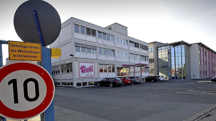 Eine neue Entwicklung gibt es auch in der Oststraße, am bisherigen Hauptsitz der Firma Trolli.