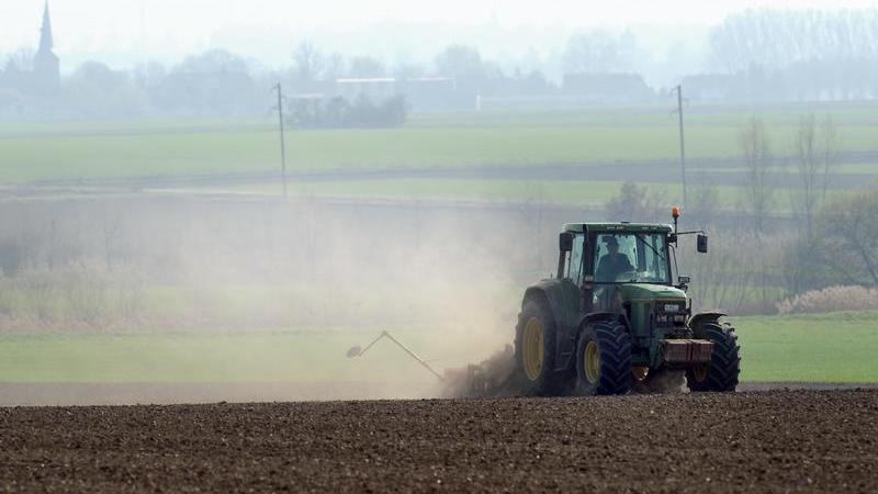 Auch viele Landwirte sind erleichtert, da der Glyphosat-Einsatz häufigeres Pflügen (im Bild) ersetzt und so Arbeitszeit und Diesel spart. Sie hatten für einen Ausfall des Mittels vor steigenden Preisen gewarnt. Es gibt aber auch Bauern – biologisch und konventionell arbeitende – die schon heute auf Glyphosat verzichten. Teilweise bekommen sie dafür von ihren Abnehmern einen Aufschlag.