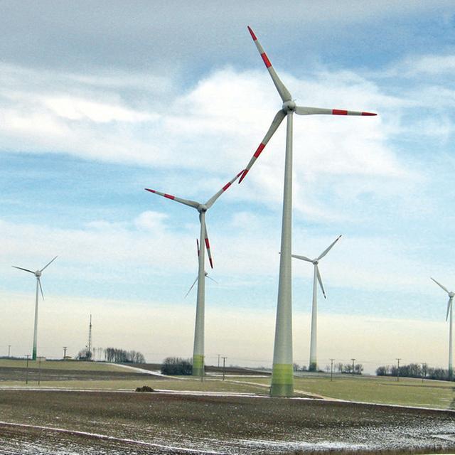 Wann sich die ersten Windräder auch bei Auernheim drehen werden, ist derzeit noch unklar. Aber jetzt ist man zumindest einen wesentlichen Schritt weitergekommen.