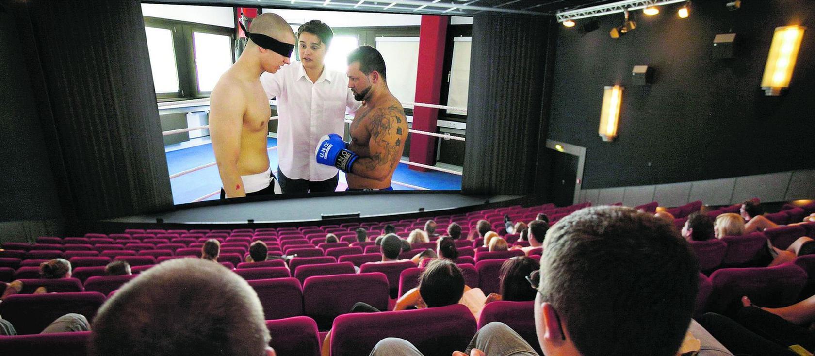 """""""Die Nacht in mir"""" lief bereits im Fürther Kino. Weitere Vorführungen sind geplant."""
