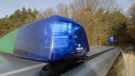 Trucker verursachte Unfall bei Trockau und floh