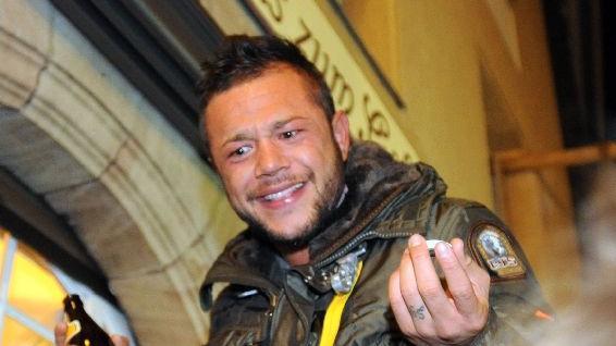 Aufstieg 2012! Die Fans feiern ihre Idole in der Gustavstraße