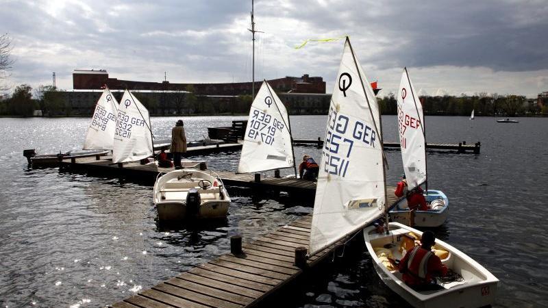 Segeln in stillem Gewässer: Yacht-Club Noris wird 50