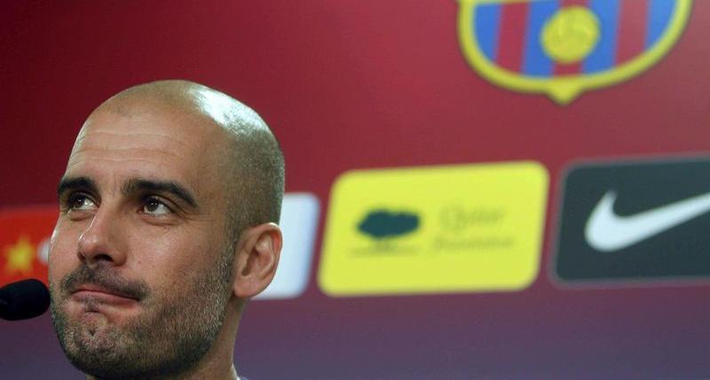 Ende einer Ära: Pep Guardiola verlässt den FC Barcelona.
