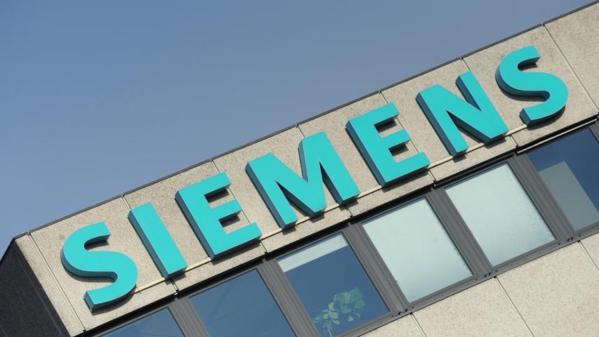Siemens punktete vor allem in der Kategorie