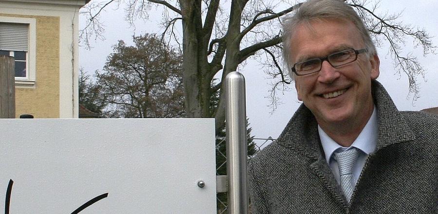 Unter Druck: Klinikvorstand Werner Siemon.