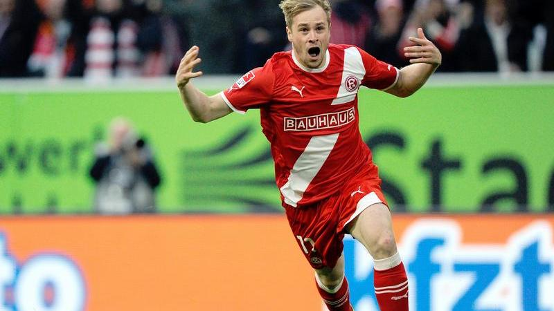 Düsseldorf feiert Bundesliga-Comeback gegen Hertha