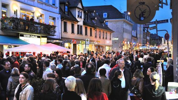 Sternennacht Erlangen 2021