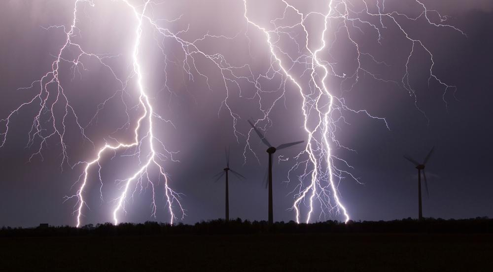 Am Mittwoch soll es erneut zu starken Unwettern in der Region kommen.