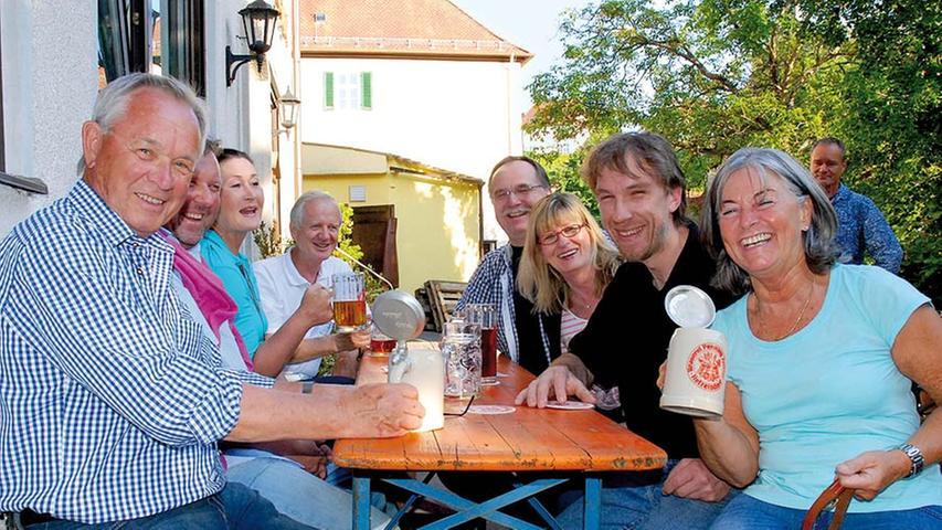 Brauerei-Gasthof Penning Zeissler, Pretzfeld - Hetzelsdorf