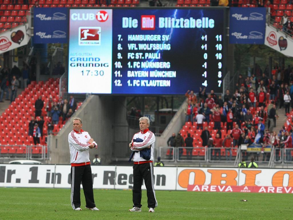 Mit dem Sieg gegen Schalke rückt der Club auf den zehnten Tabellenplatz vor.