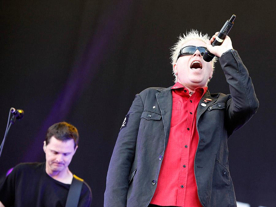 RIP 2012: The Offspring