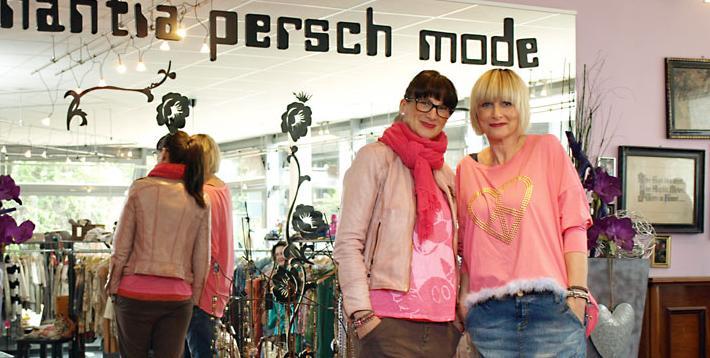 In dieser Woche sprengten unsere Fummel-Finder zum ersten Mal die Grenzen Nürnbergs. Sie waren in der Boutique von Nantia Persch (49, rechts) am Oberasbacher Rathaus zu Besuch. Das Motto der trendbewussten Designerin und Geschäftsinhaberin lautet